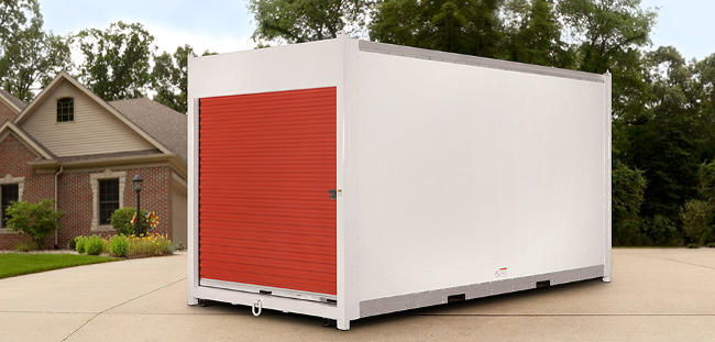 Dallas Storage Container Rental Storage Containers for Rent in